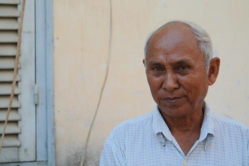 Chum Mey, Survivor of S-21 prison