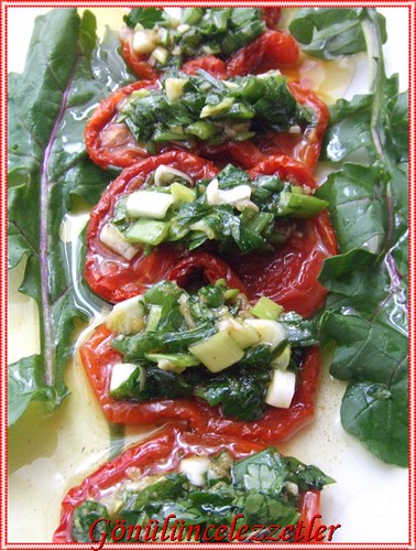 kuru domates