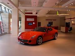 599 FIORANO AT SINGAPORE FERRARI DEALER 197 (livingingermanyagain) Tags: california new car singapore ferrari showroom spotting dealer 612 599 fiorano
