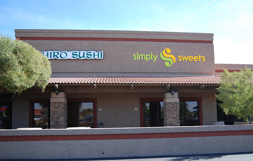 Simply Sweets, Ranch Center, Scottsdale Coming Soon
