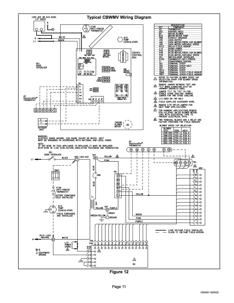 4415370654_eaacd1ea9b_b wiring tradeline l6006c aquastat to lennox cbwmv hydronic air lennox air handler wiring diagram at gsmx.co
