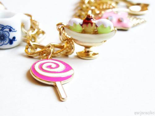 candy shop charm bracelet 4