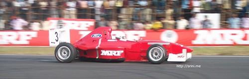 mrf race 311