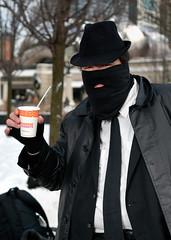 5505 (AnonAlice) Tags: chicago illinois protest il scientology cult millenniumpark raid anonymous xenu chanology