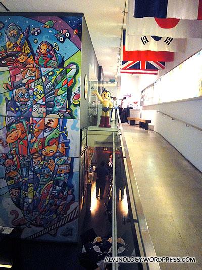 Next stop - MINT museum