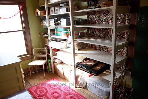 . newly reorganized .