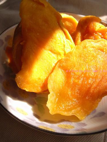 katharine娃娃 拍攝的 1最有陽光味與台灣味的芒果乾。