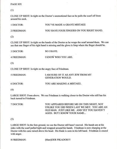 Script page 6