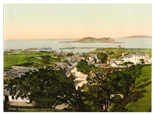 [Howth and Ireland's Eye. County Dublin, Ireland] (LOC)