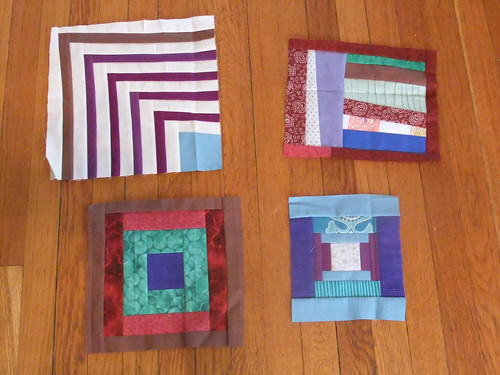 Hip 2 Bee Square blocks from Keira and Debbie