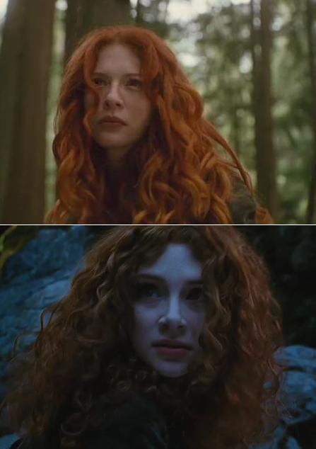 Rachelle Lefevre versus Bryce Dallas Howard