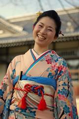 Naomi (Mongwau) Tags: woman girl beautiful japan japanese naomi  kimono yamanashi