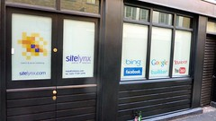 Search engine optimization store, Shoreditch, London, UK
