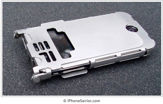 iPhone Case Stainless Steel