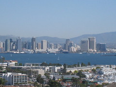 A view of Downtown San Diego (MichelleRealtor) Tags: sandiego sandiegobay downtownsandiego