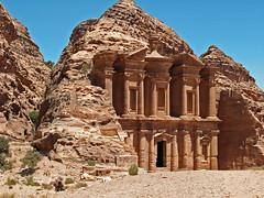 Petra (cpcmollet) Tags: petra east jordan middle monasterio jordania