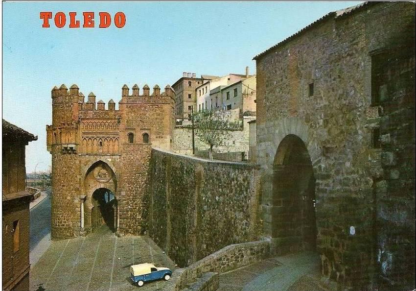 Puertas del Sol y de Valmardón en los años 60