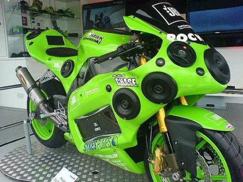 Motos Modificadas: Tuning de Motocicletas