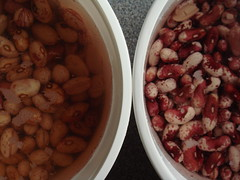 CSA Winter Share 7: Soaked Beans
