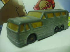 RW66C GMC Greyhound Bus 1967 Lesney Matchbox (BigF Bus Series) Tags: bus toys collection hotwheels tomy matchbox diecast tomica edocar
