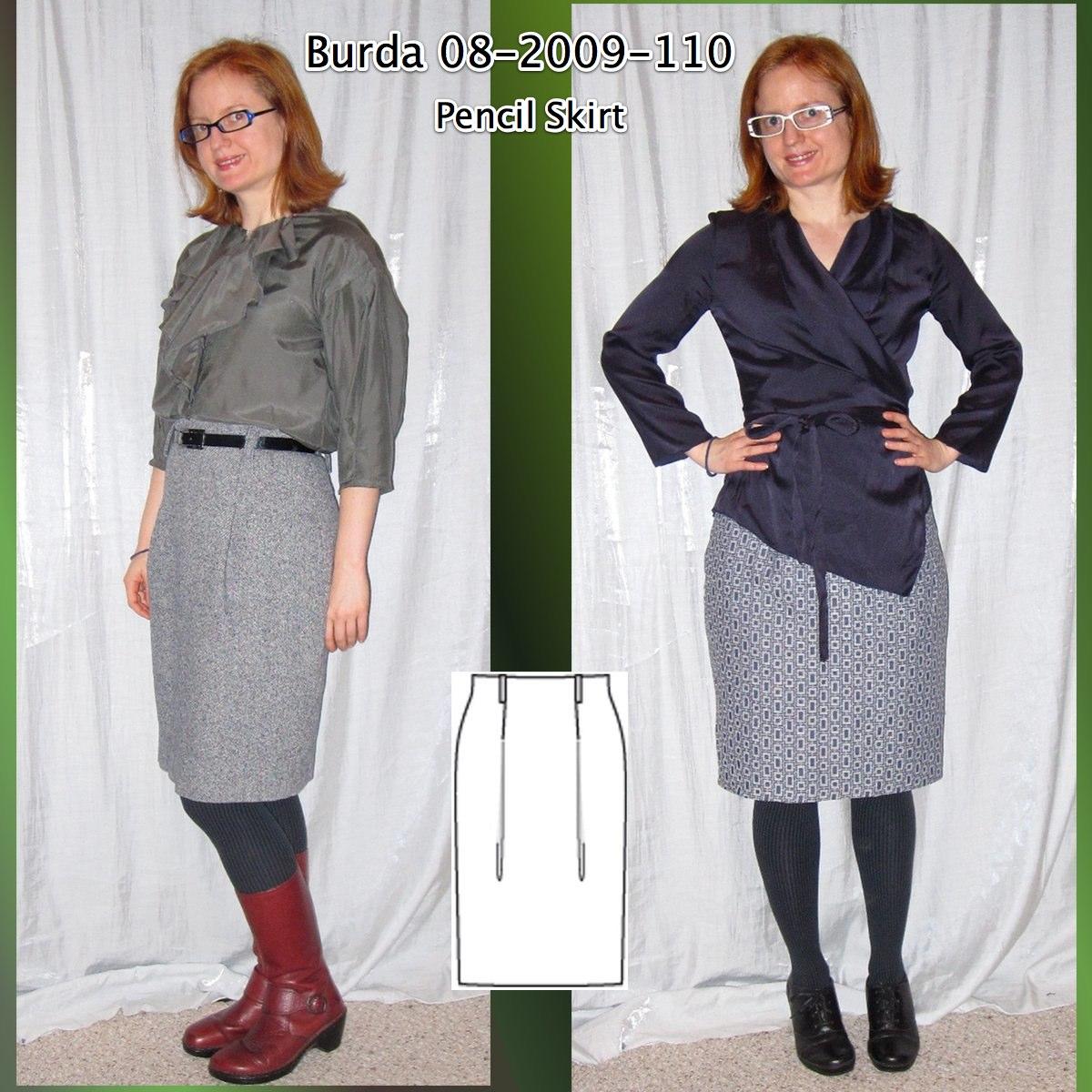 Burda 08-2009-110 Thumbnail
