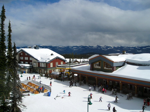 Okanagan Snow Skiing