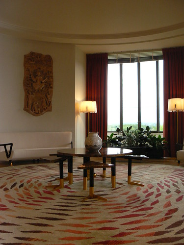 Round Salon, French Embassy, Ottawa