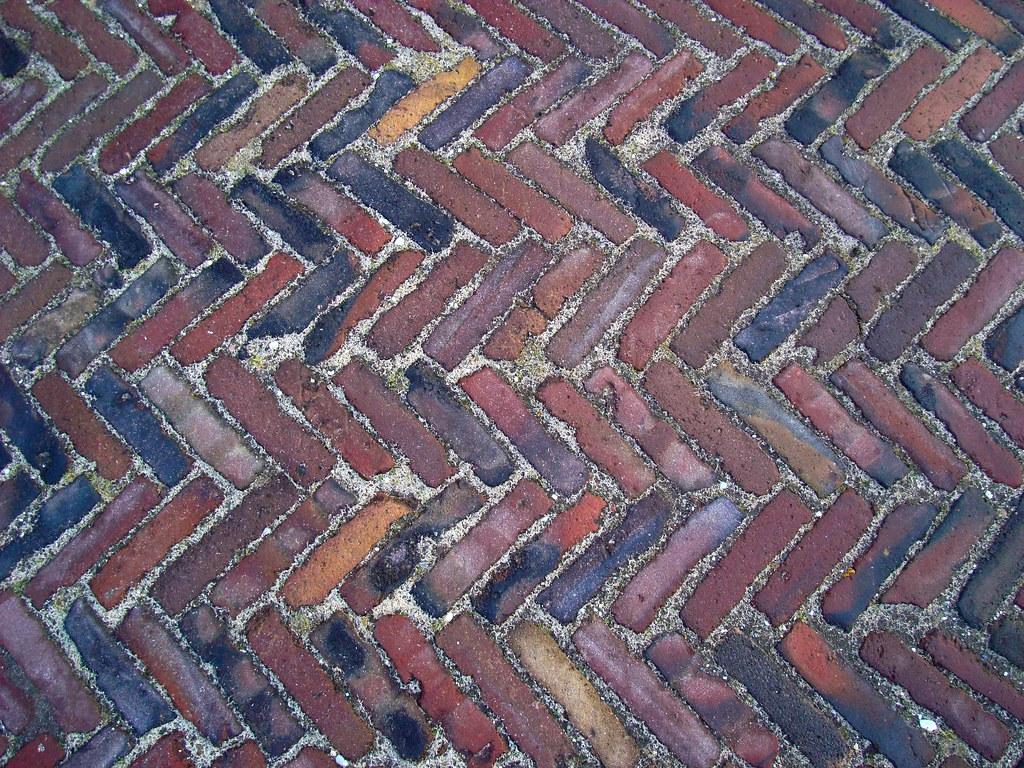 Herringbone Brick, Marquettelaan