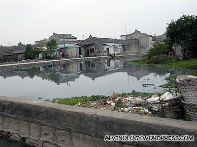 Nic's ancestral village