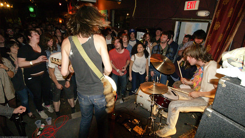 03.17h Jeff the Brotherhood @ Longbranch Inn, Impose Magazine, Austin Imposition Party (11)