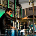 Clem Burke from Blondie in BP Fallon's band live in Texas!