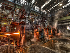 Steelworks company, Vicenza, Italy (Mia Battaglia photography) Tags: industry steel afv steelworks beltrame