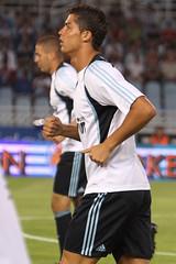 Cristiano Ronaldo (envisionpublicidad) Tags: club ball star soccer nike 09 futbol cris sansebastian ronaldo cristianoronaldo anoeta realmadrid futbolista cr9