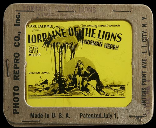 LORRAINE OF THE LIONS (1925) Slide