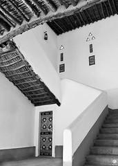Stairs_BW (Dhowayan (Abu Yara)) Tags: bw stairs d90   jenadriah tokina1116