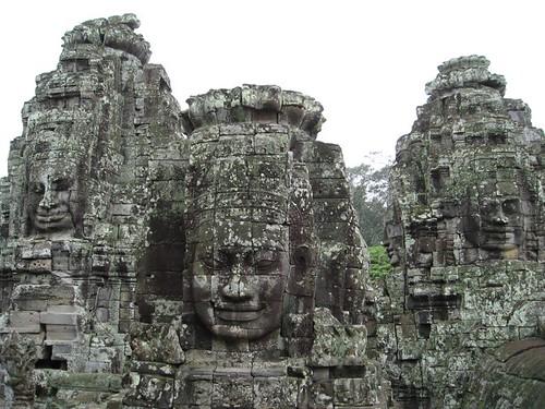 Bayon_Angkor Wat
