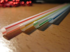 Playing with colour (mrdano21) Tags: colour straws