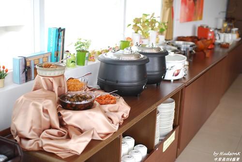 中式buffet加飲料
