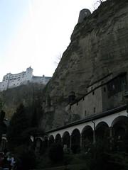 Catacombs (JUDGE DREDD76) Tags: salzburg austria graves catacombs hohensalzburgfortress stpeterscemetery eurotrip09