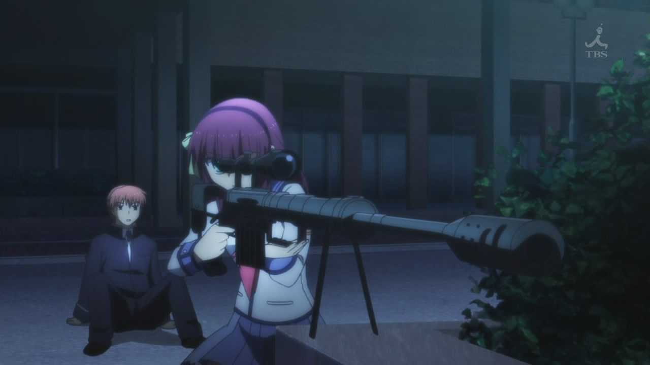Angel Beats! 01 - 01