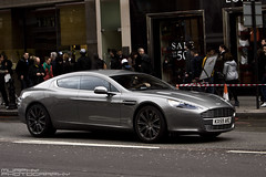 Aston Martin Rapide (Murphy Photography) Tags: london doors shot martin 4 first aston rar londen rapide eos50d astonmartinrapide canon7020028isusm