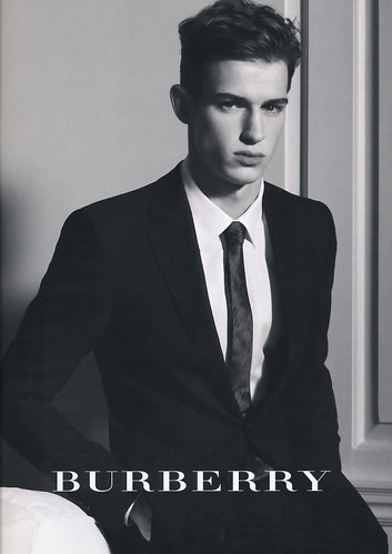 Julius Beckers5030_Burberry Catalog SS2010