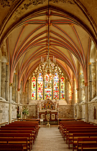 Chichester Cathedral - Lady Chapel