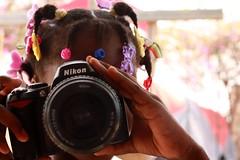 a camera 1