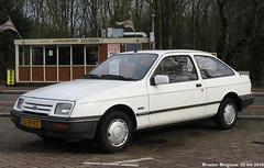 Ford Sierra automatic 1984 (Wouter Bregman) Tags: ford sierra 1984 automatic