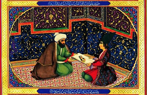 1001 Noches Sani ol-Molk (1849-1856) copia