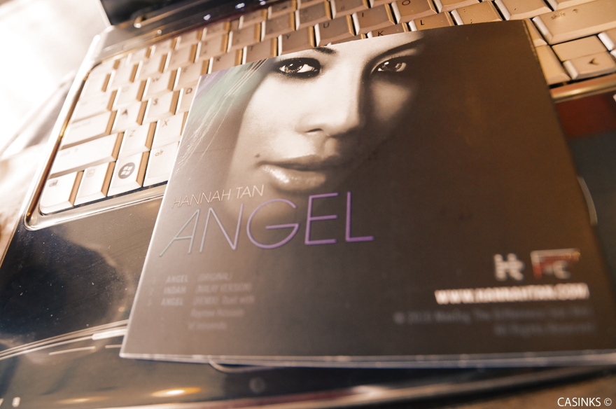 Hannah Tan - Angel Album