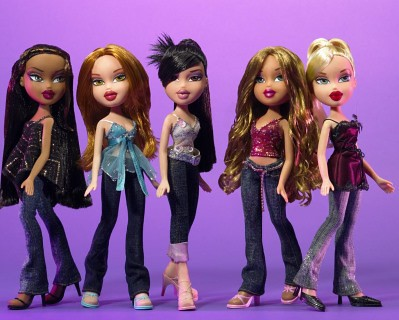 Step Out Bratz Dolls