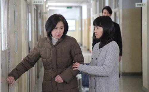 不妥協的女人演員朝田真由美
