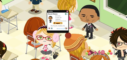 Avatars: Barack Obama